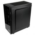 Antec New Gaming NX210 Midi Tower, RGB, Tempered Glass - Black