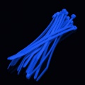 Mod/Smart Cable Ties 10 Pack (UV Blue)